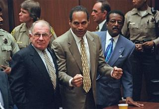 F. Lee bailey, O.J. Simpson, Johnny Cochran