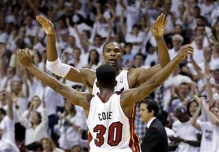 Chris Bosh, Norris Cole