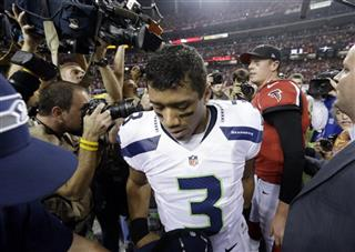 Matt Ryan , Russell Wilson
