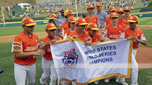 LLWS Louisiana Baseball