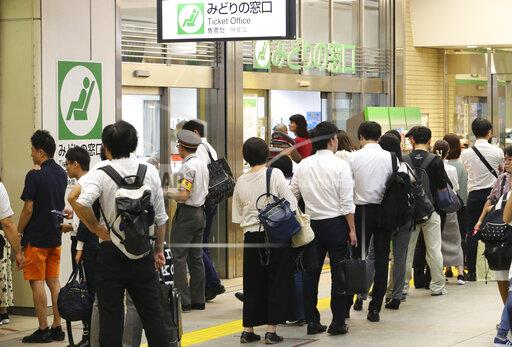 Increase in consumption tax in Japan