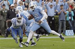 Marquise Williams, DeVon Edwards