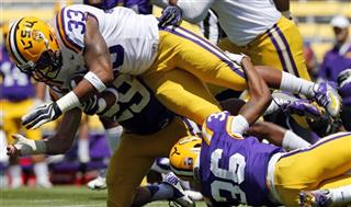 LSU Football Spring Game