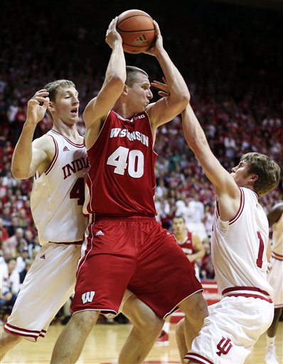 Jordan Hulls, Cody Zeller, Jared Berggren