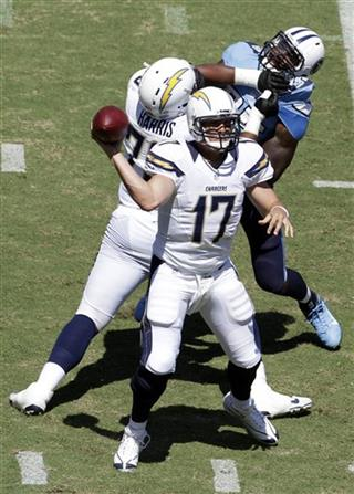 Philip Rivers,  Michael Harris,  Kamerion Wimbley