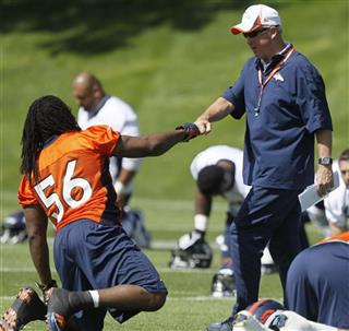 John Fox, Nate Irving
