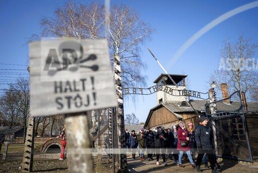 Auschwitz before the 75th anniversary of liberation
