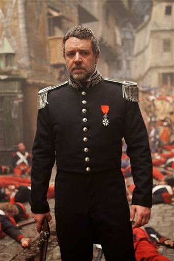Film Review-Les Miserables