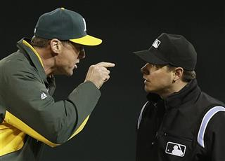 D.J. Reyburn, Bob Melvin