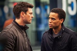 Karl Urban Michael Ealy