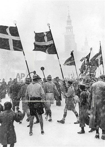 Watchf AP I FILE  DNK APHS369895 WWII: Denmark