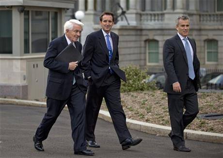 Tim Pawlenty, Tom Donohue, Jeffrey Zients