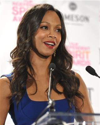 Zoe Saldana