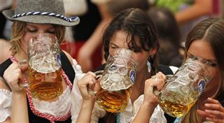 Germany Less Beer Drinking