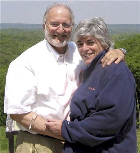 Alan Gross, Judy Gross