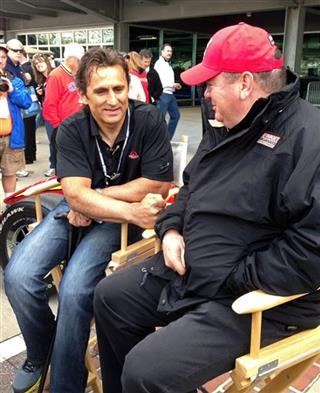 Chip Ganassi, Alex Zanardi