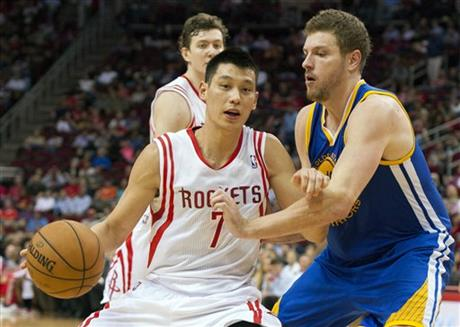 Jeremy Lin, David Lee