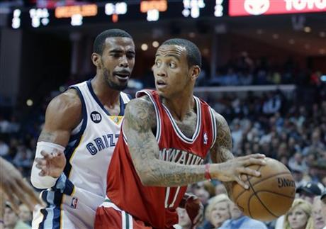 Mike Conley, Monta Ellis