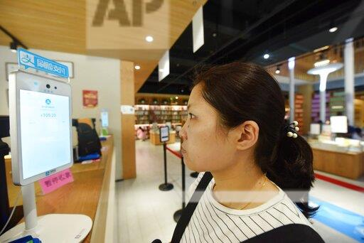 CHINA HANGZHOU ALIPAY FACE RECOGNITION