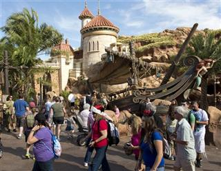 NEW FANTASYLAND GRAND OPENING AT WALT DISNEY WORLD RESORT