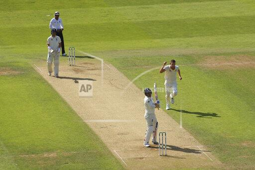 England v Australia, The Ashes 3rd Test Match, Day Two, Headingl