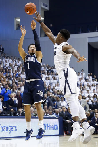Jalen Brunson, Tyrique Jones