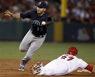 Dustin Ackley, Mike Trout