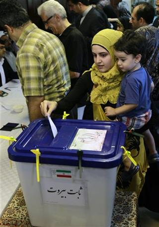 Mideast Lebanon Iran Election