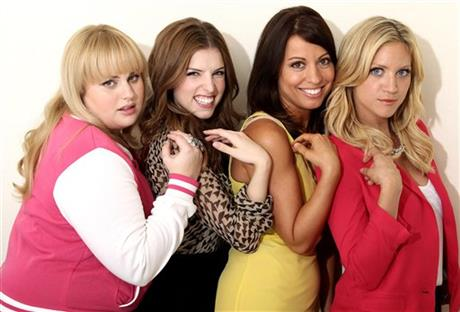 Rebel Wilson, Anna Kendrick, Kay Cannon, Brittany Snow