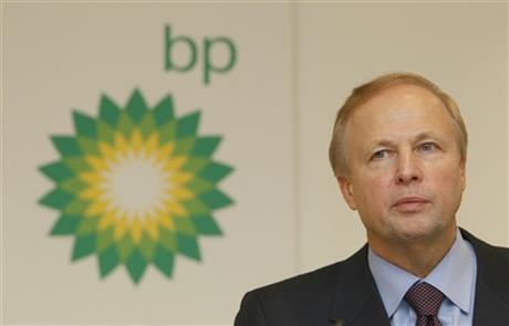 Gulf Oil Spill-BP Impact