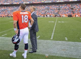 John Elway, Peyton Manning