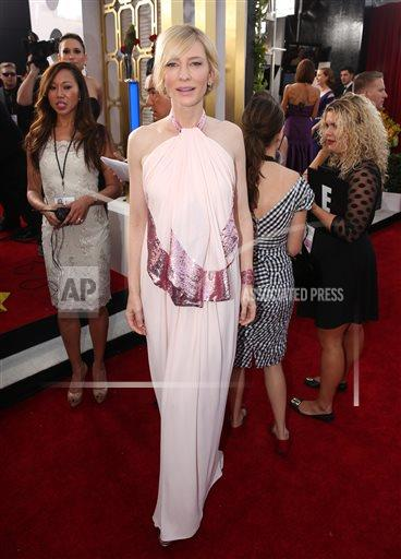 INVZ Matt Sayles/Invision/AP A ENT CA USA cavg139 20th Annual SAG Awards - Red Carpet
