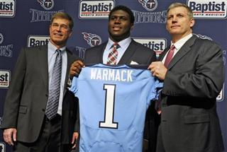 Ruston Webster, Chance Warmack, Mike Munchak