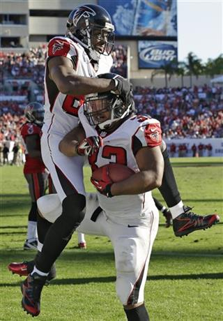 Michael Turner, Roddy White