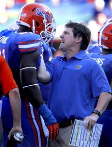 Earl Okine (91), Will Muschamp