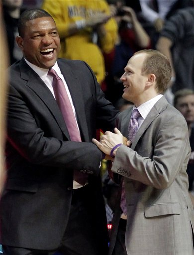 Doc Rivers, Lawrence Frank