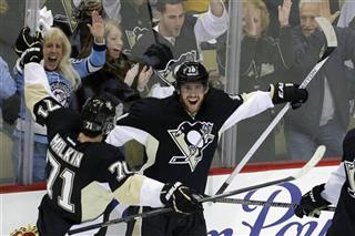 James Neal, Evgeni Malkin