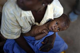 Central African Republic Child Hunger