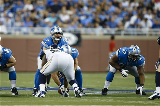 Matthew Stafford, Rob Sims