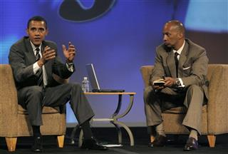 Barack Obama, Byron Pitts