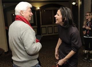 Christopher Dodd, Alexandra Pelosi