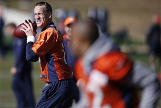 Peyton Manning, Andre Caldwell