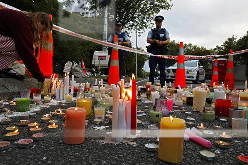 New Zealand Mosque Shooting Free Speech