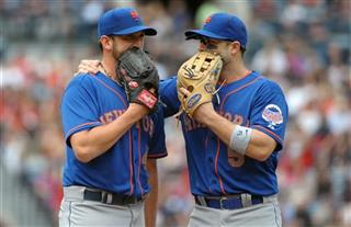 Jonathon Niese, David Wright