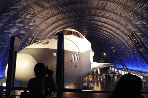 Space Shuttle Pavillion