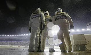 NASCAR Texas Repaving Auto Racing
