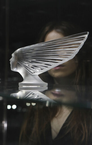 Bonhams Lalique glass auction