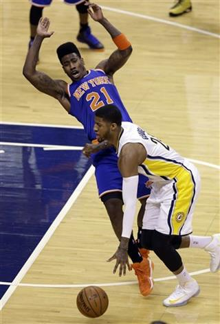 Paul George, Iman Shumpert