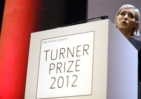 Britain Turner Prize
