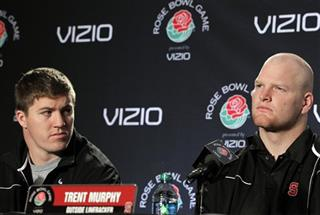Chase Thomas, Trent Murphy